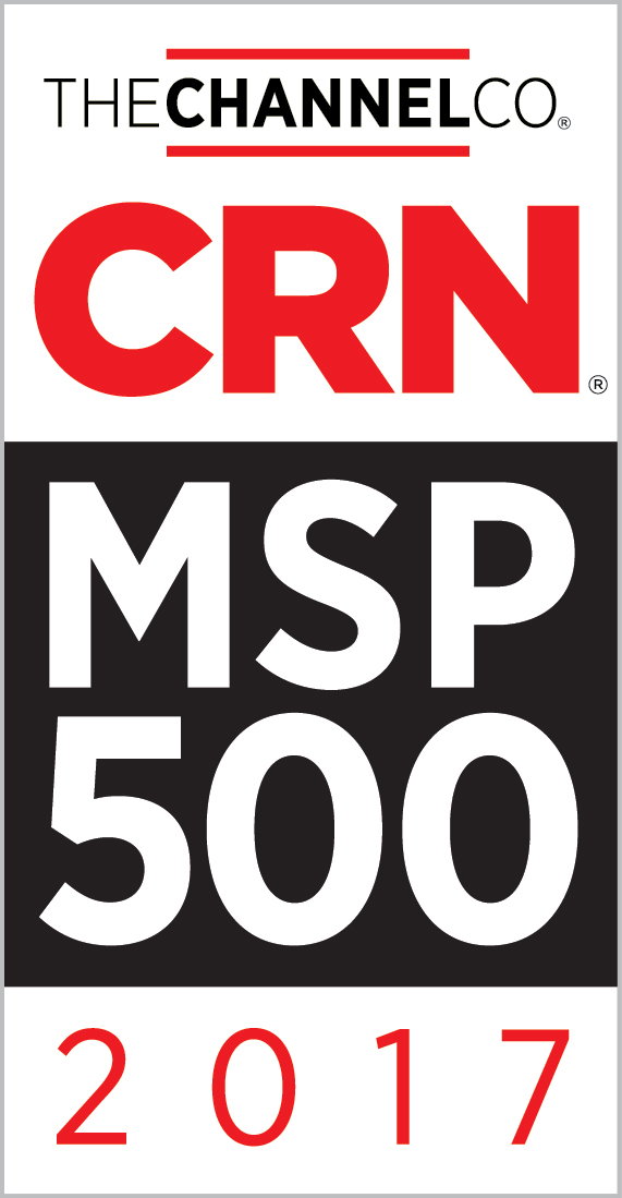 CRN MSP 500 Award 2017