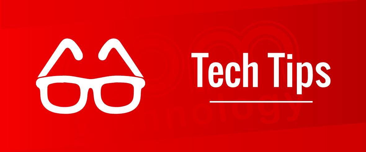 CBM Technology - Tech Tips