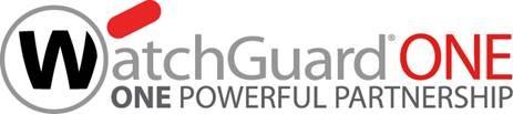 WatchGuard One - One Powerful Partnership