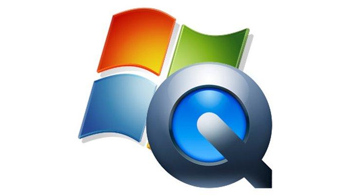 Windows Quicktime Logo