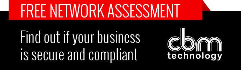 CBM Technology - Free Newtork Assessment