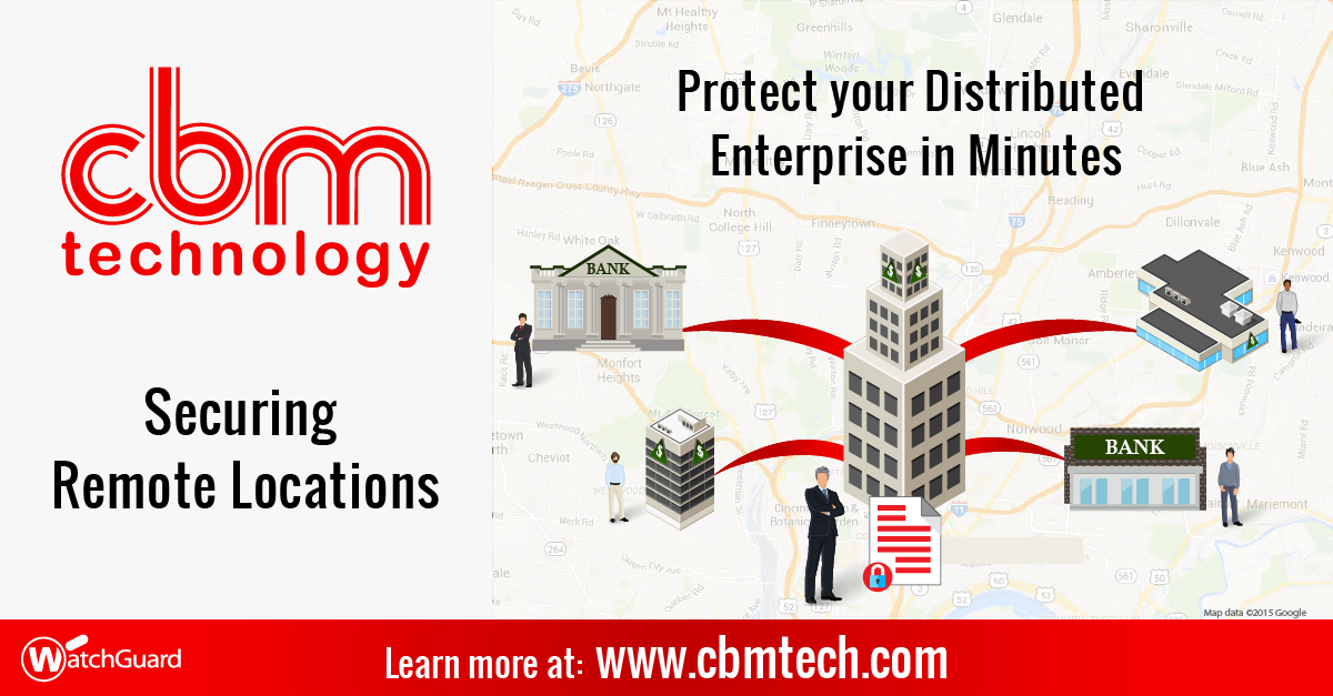Network Security for Remote Locations