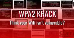 WPA2 Krack - think your Wifi isn't vulnerable?