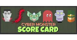 Cyber Monster Scorecard