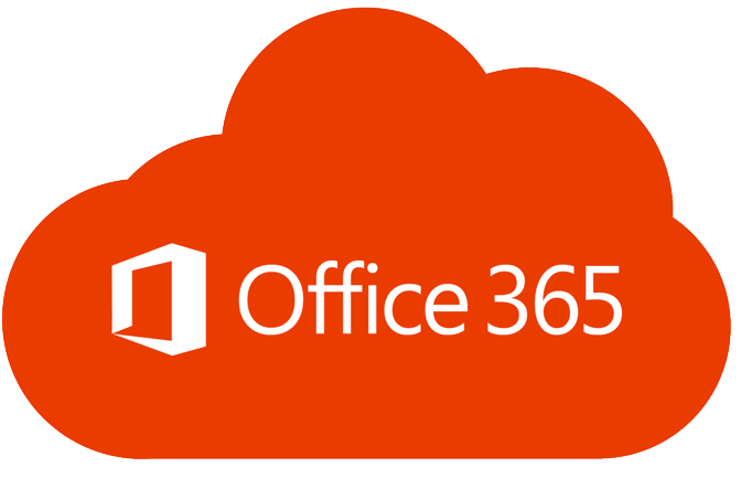 Microsoft Office 365 Cloud Logo