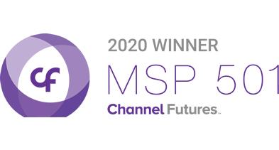 2020 MSP 501 Winner - Managed Service Provider