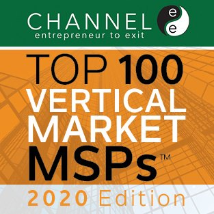 Top 100 Vertical Markets - Managed Services Provider