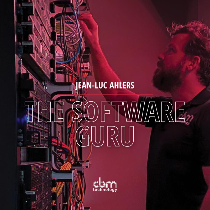 Jean-luc Ahlers - The Software Guru