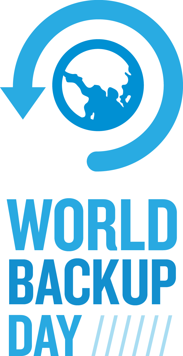 World Backup Day - March 31st
